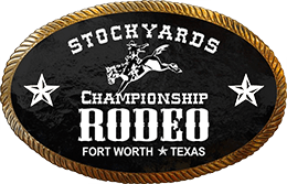Stockyards Rodeo Logo